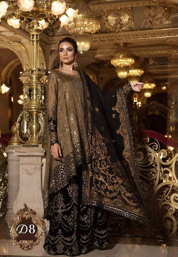 1d19d9ff4b Pakistani lawn designs are becoming very popular in India especially after  the introduction of Pakistani Television. Pakistani lawn suits in India are  ...