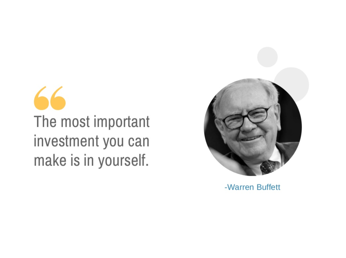 Brilliant What Are Some Of The Best Quotes By Warren Buffett Quora Download Free Architecture Designs Scobabritishbridgeorg