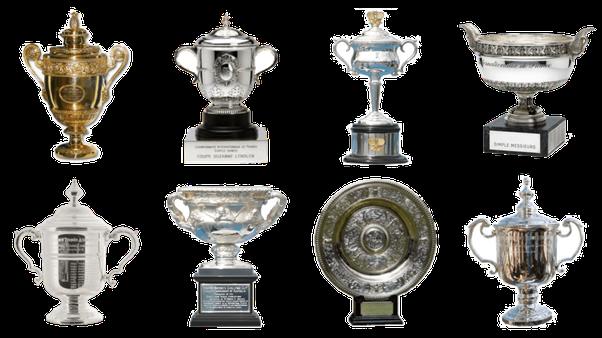Four Grand Slams