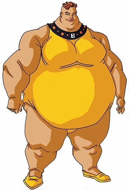 Why was there no fat superheros? Is it impossible for a ...