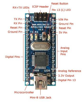Can I Use A 9v Battery To Power An Arduino Nano Quora