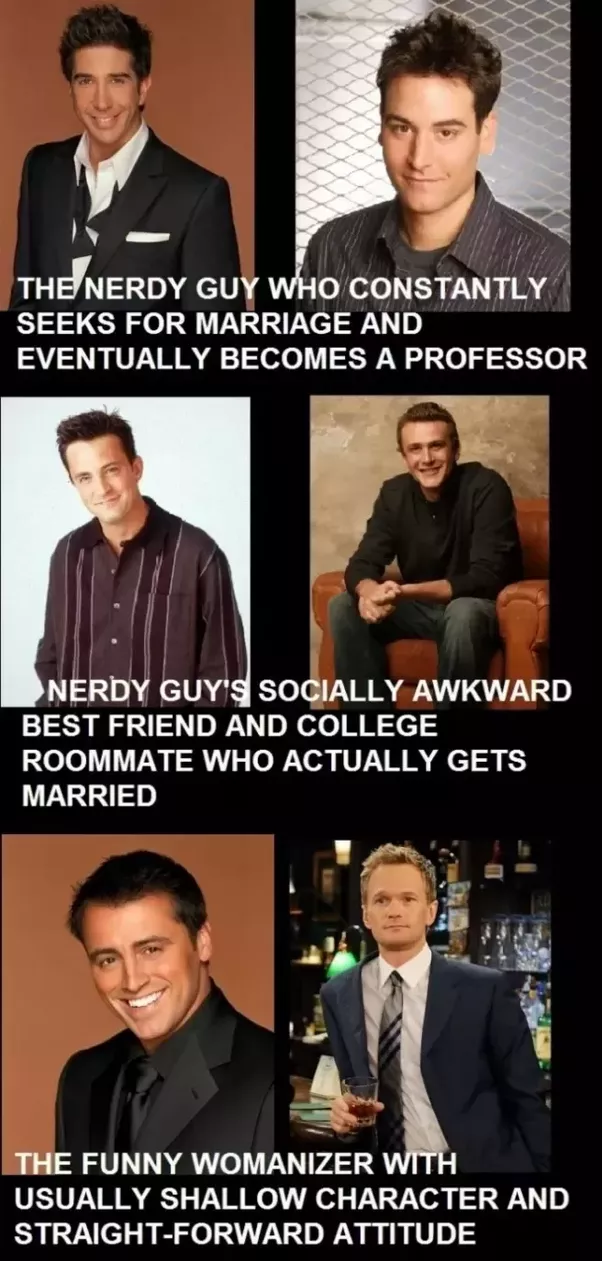 What Are The Similarities Between How I Met Your Mother Himym And Friends Quora