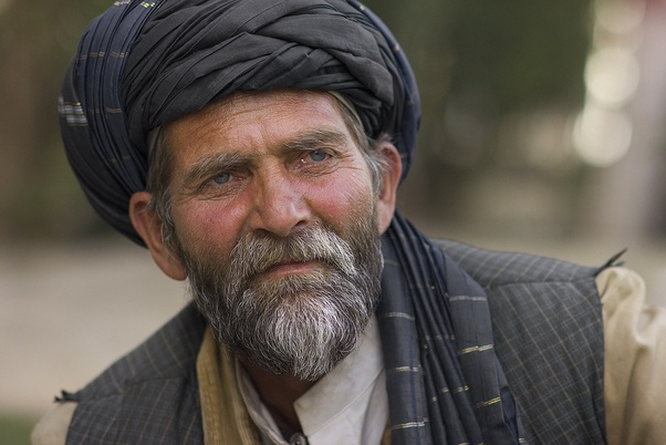 Why do Pashtuns look so much like Caucasians? - Quora