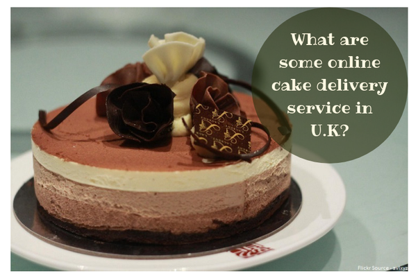 Here Are Some Online Cake Delivery Services In The United Kingdom
