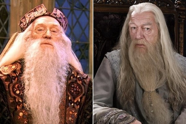 Could Richard Harris have portrayed the 'human and flawed' Dumbledore as  effectively as Michael Gambon did (especially in the last three movies)? -  Quora