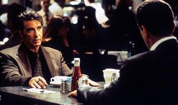 Al Pacino Robert De Niro Film