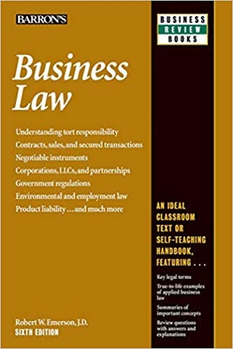 What are some of the best books on commercial and corporate