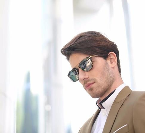 5d316874a7cad For men, the Balto // Black & G15 is a terrific all-around pair of shades.  They're a slightly more cutting edge take on the Wayfarer, and they will  work ...