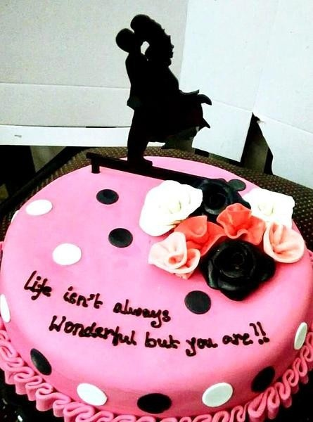 There Are Many More Like These On Cake Online Kolkata