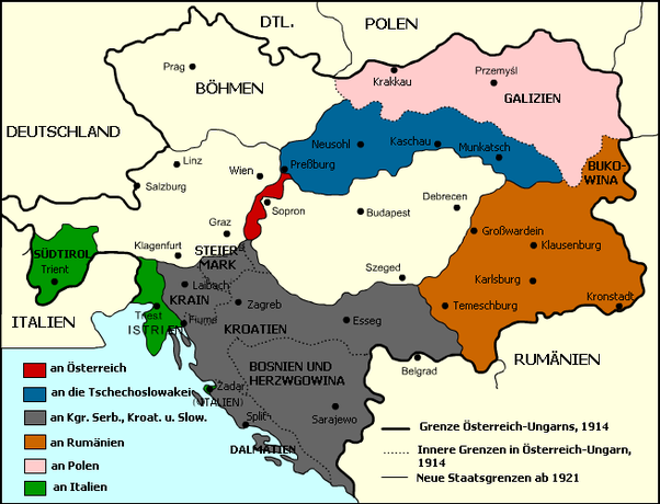 in the notorious treaty of versailles the mainly culturally homogenous german empire lost small border states such as eugen to belgium alsace lorraine to