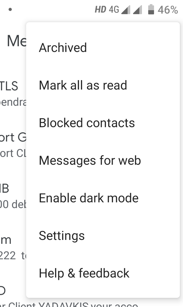 How to block calls and SMS in MI A1 - Quora