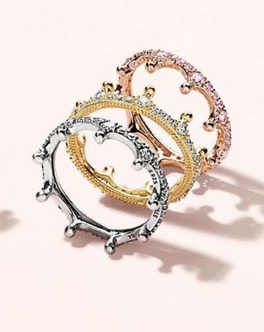 8e4dc0f466c83 Does the Pandora rose gold princess ring tarnish? - Quora