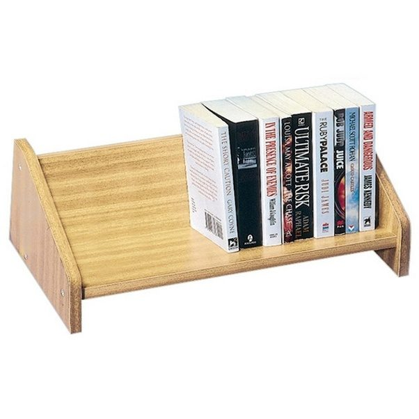 book home office holder students storage bamboo bookcases scalable in item on from accessory bookshelf for furniture bookcase shelf desktop