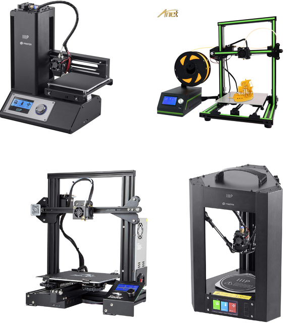 What cheap 3D printer would be good for making gears? - Quora