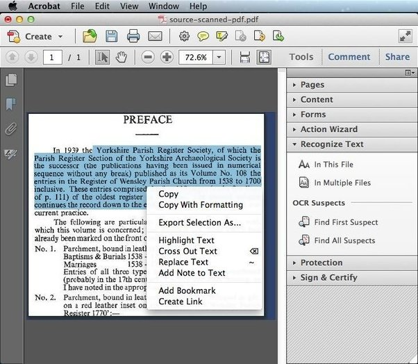 OCR SOFTWARE PDF TO WORD PDF DOWNLOAD