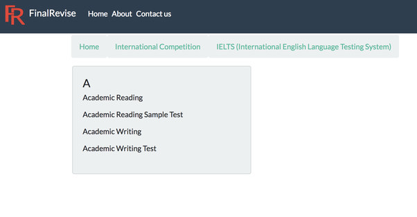 Where can I find previous IELTS papers? - Quora