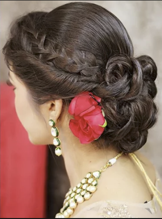 How To Make Bridal Hair Style Quora