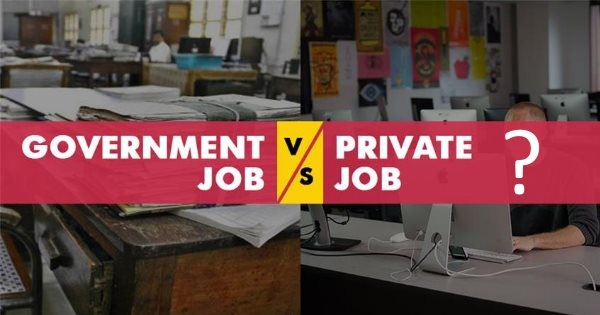 For Civil Engineering, Is It Better To Have A Government Job Or A Private  Job?   Quora