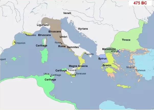How did the roman empire ended up adopting the hellenistic culture you can barely see the red area representing rome but note that by this time greek culture yellowish on the map had already long begun the process of gumiabroncs Image collections