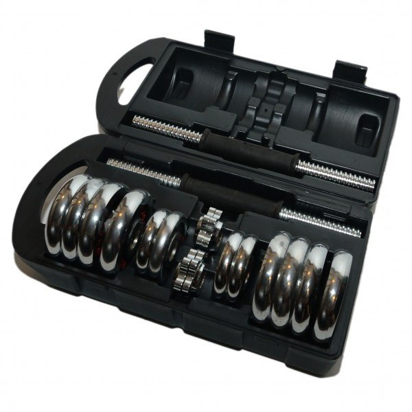York Adjustable Dumbbells: Are The Dumbbells And Barbells Weight Calculated When