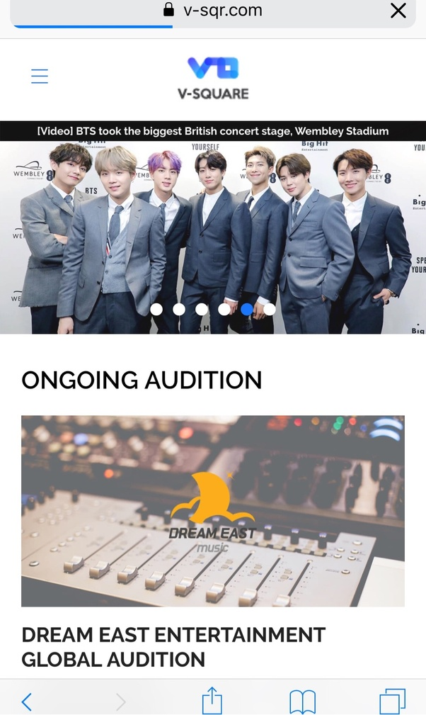 What are some K-pop global auditions in 2018–2019? - Quora