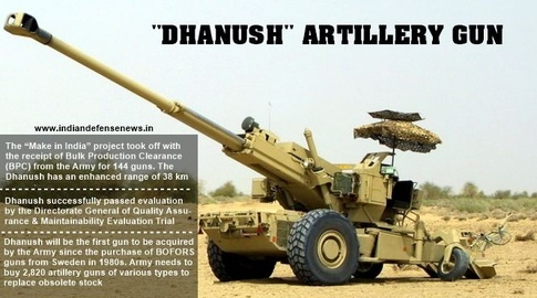 Why doesn't the Indian Army consider the Howitzer made by