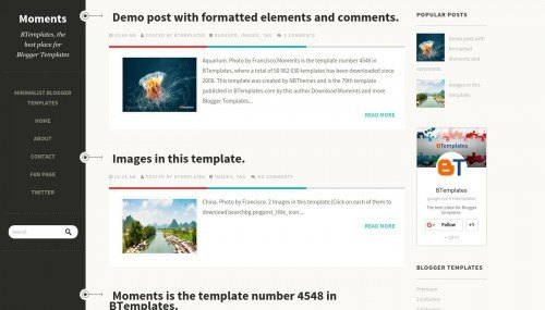 Where can I find free blogger templates? - Quora