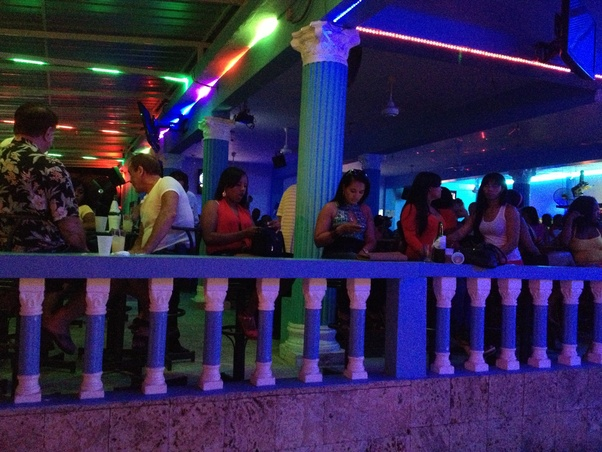 Dominican republic nightlife prostitution
