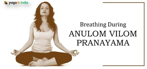 How Should One Breathe During Anulom Vilom Pranayam