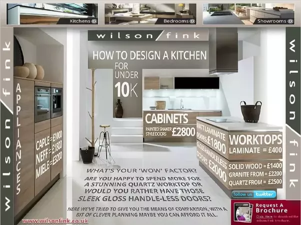 Wilson Fink Mission And Goal Is Simple To Match The Finest Quality Trendy  Kitchens Into Great Britain Homes, At Sensationally Low Costs.
