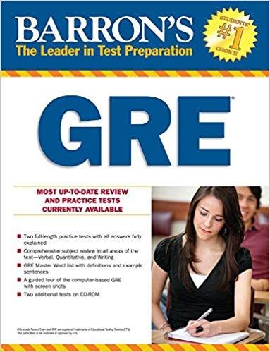 Barron's new gre, 19th edition (barron's gre) pdf free download.