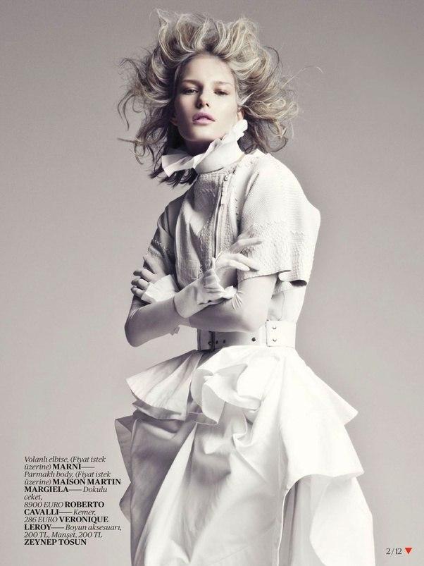 Editorial Fashion | Bella Hadid by Robbie Fimmano for