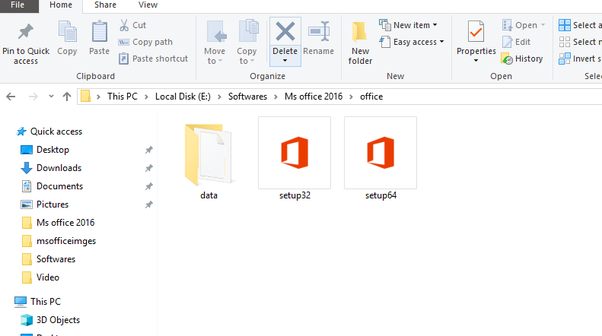 How to get my Microsoft office 2016 product key - Quora