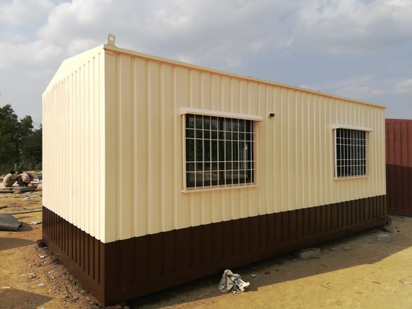 What Is A Porta Cabin Quora