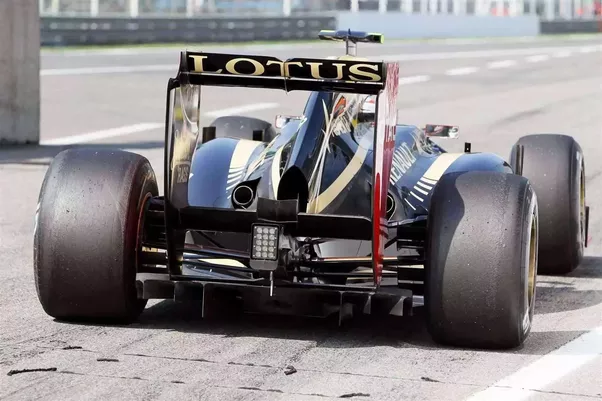 How much does a F1 car cost? - Quora