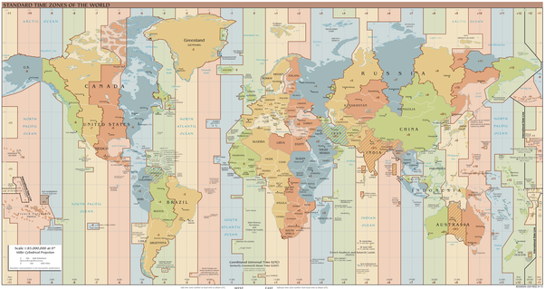 What is a rough breakdown of population by time zone quora gumiabroncs Images