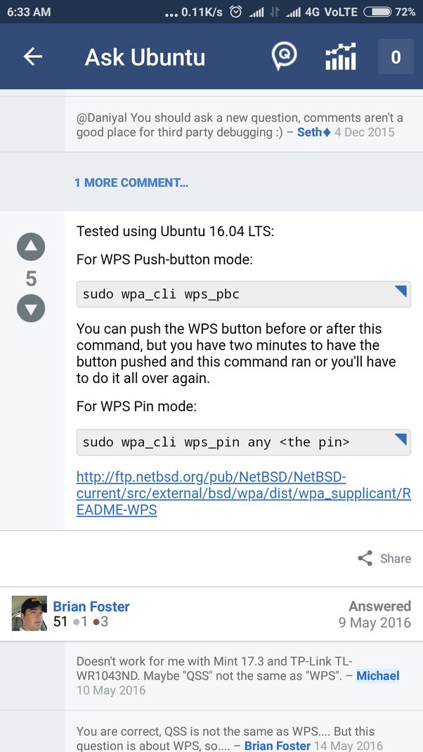 How to connect WiFi using the 'WPS' button in Ubuntu OS - Quora