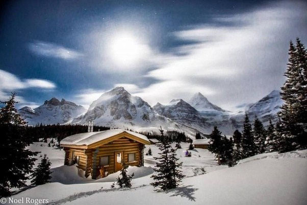 How to make money living in a cottage on a snowy mountain - Quora