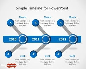 timeline roadmap powerpoint templates and presentation slides