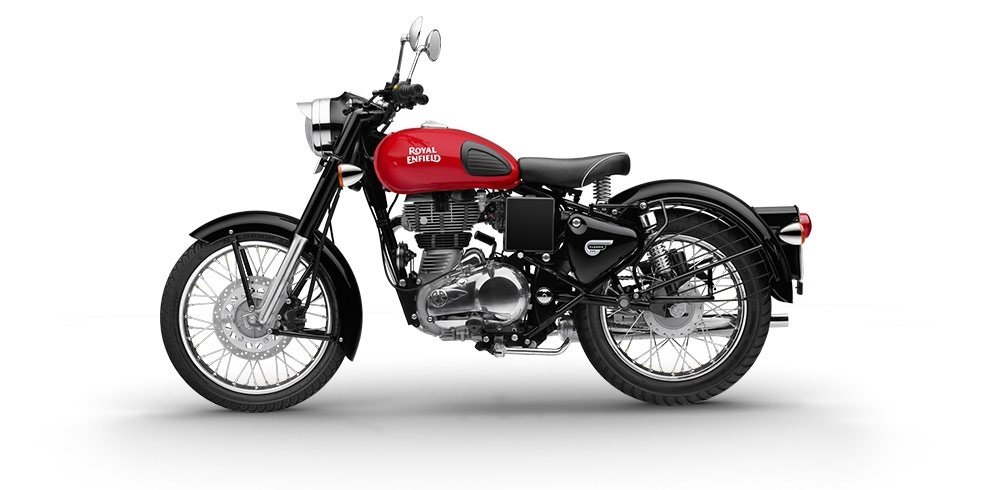 Can I change of classic 350 fuel tank with redditch red? - Quora