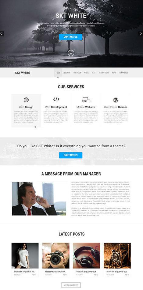 What are a few good WordPress themes to showcase a UX/UI portfolio ...