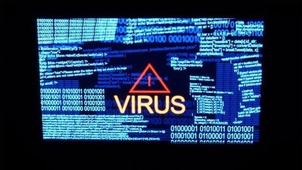 Computer Virus Are Also A Program