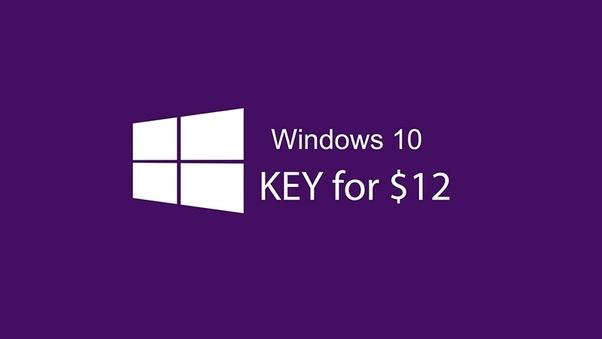 cheap genuine windows keys