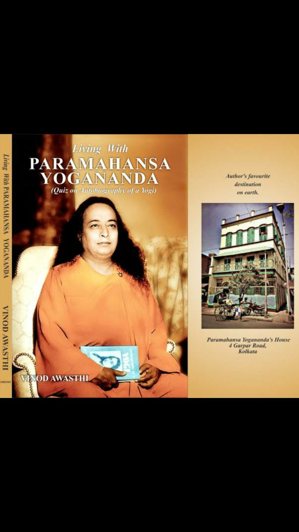 Can a 15 year child understand autobiography of a yogi quora autobiography of a yogi is a kind of book that helps one to realise god and guruji and to understand this book completely you must read living with fandeluxe Choice Image