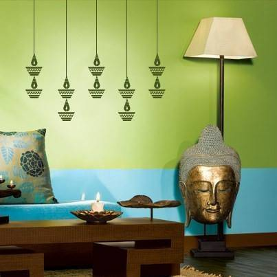 Checkout Some Of Their Attractive Wall Decoration Ideas