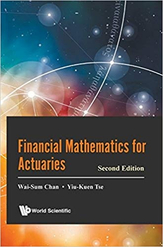What are recommended books for actuaries in financial