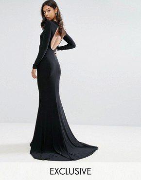 Shoes Long Formal Dress