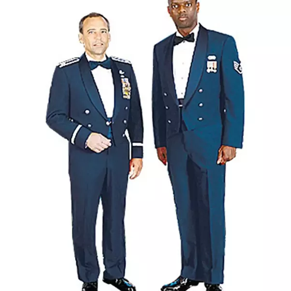Why Do The Us Air Force Service Dress Uniforms Look So Bad And Un
