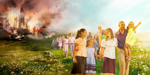 What are the recruitment tactics of the Jehovah's Witnesses