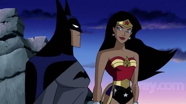 Does wonder woman love batman quora - Superman wonder woman cartoon ...